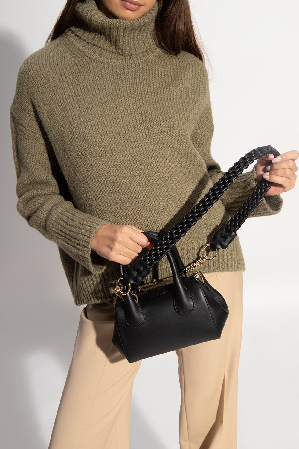 See By Chloe Woven bag strap