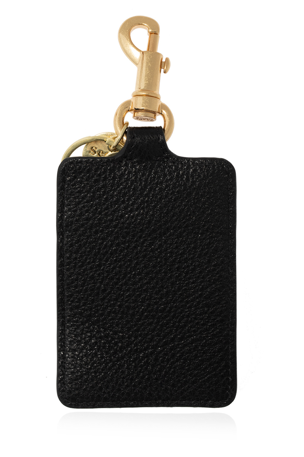 See By Chloe Luggage tag with logo