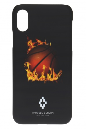 Iphone x case od Marcelo Burlon