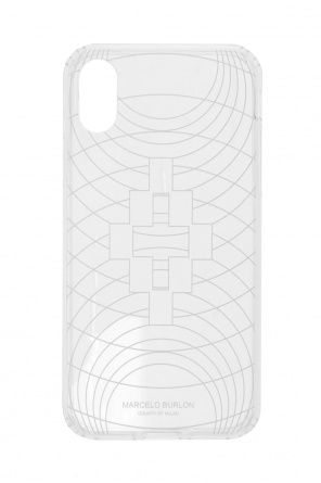 Iphone x/xs case od Marcelo Burlon