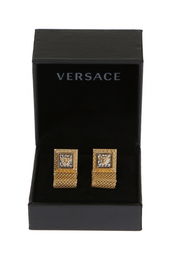 Cuff links od Versace