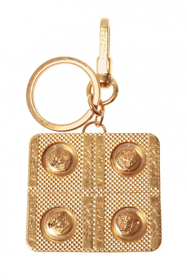 Versace Keyring with charm