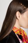 Versace Hair clip with Medusa