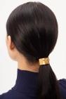 Versace Medusa head hair clip