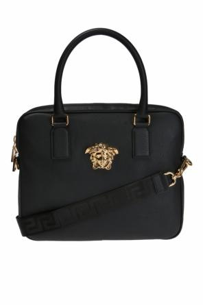 Medusa head briefcase od Versace