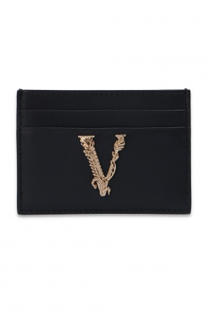 Card holder with logo od Versace