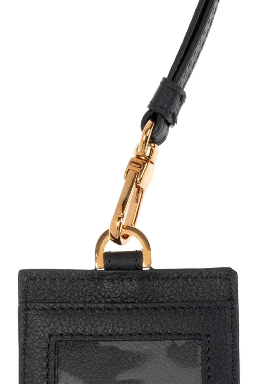 Versace Card holder with strap