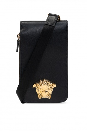 Strapped pouch od Versace