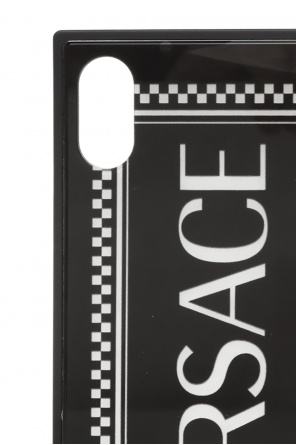 Iphone xs max case od Versace