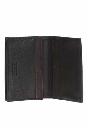 'dukez' branded card case od Diesel
