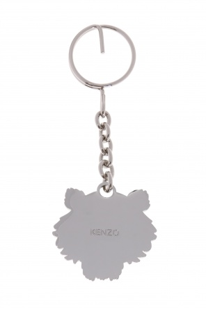 Tiger head motif key ring od Kenzo
