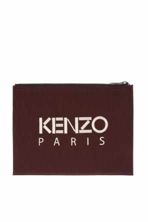 Clutch with tiger's head od Kenzo
