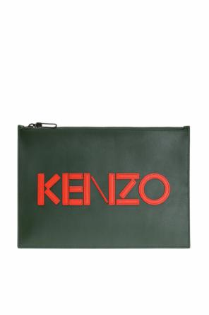 Embossed clutch od Kenzo