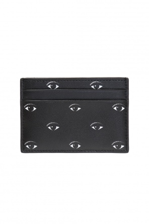 Eyes motif card holder od Kenzo
