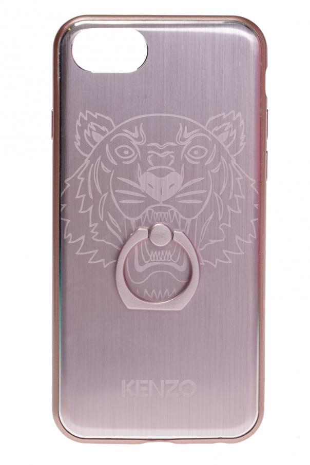 70031b64 iPhone 7/8 case with ring Kenzo - Vitkac shop online