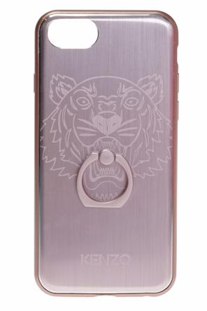 Iphone 7/8 case with ring od Kenzo