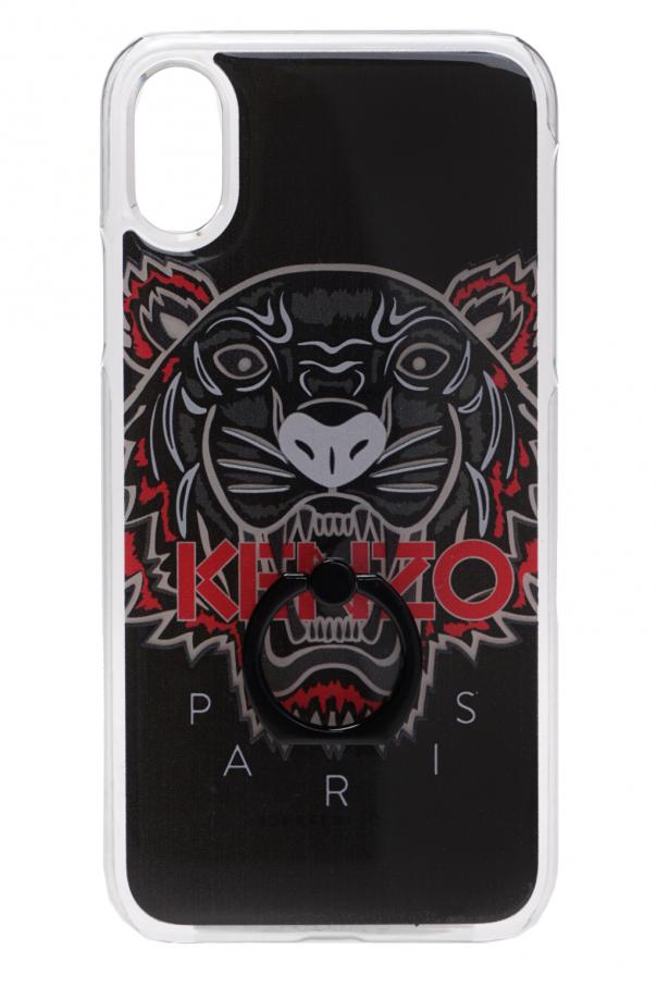 2a090847b3 iPhone X case with ring Kenzo - Vitkac shop online