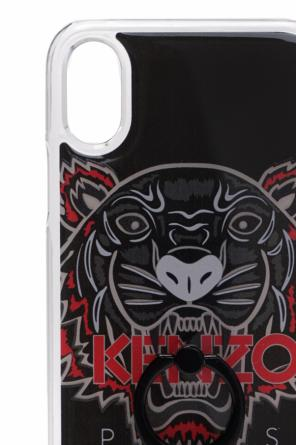 Iphone x case with ring od Kenzo