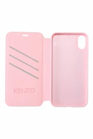 Folding iphone x case od Kenzo