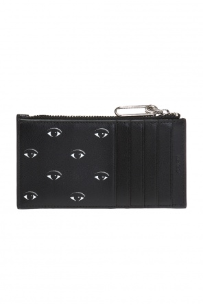Leather card case od Kenzo