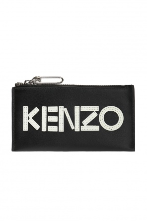 Card case with a logo od Kenzo