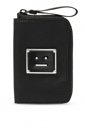 Wallet with logo od Acne