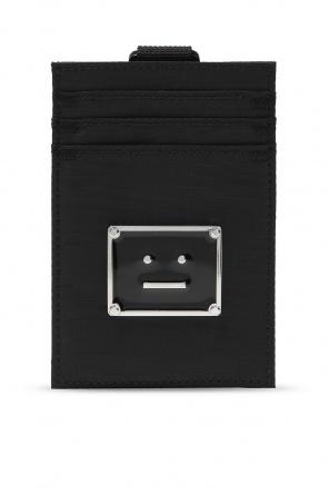 Card holder with logo od Acne