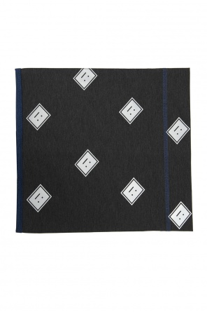 Patterned tube scarf od Acne Studios
