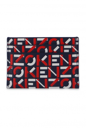 Patterned card holder od Kenzo