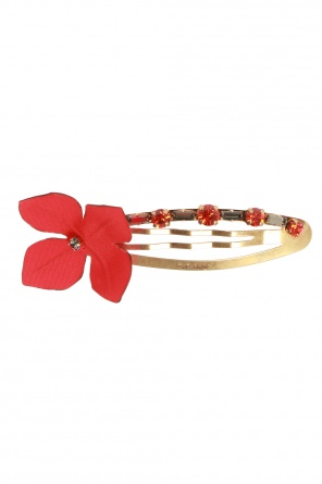 Appliqued hair clip od Marni