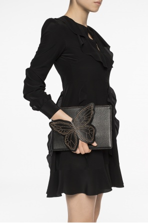 'flossy' clutch od Sophia Webster