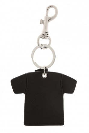 T-shirt-shaped key ring od Versace Versus