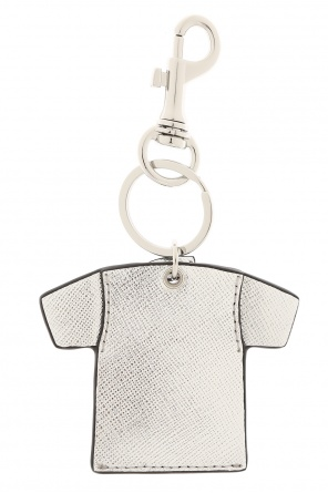 T-shirt-shaped key ring od Versace