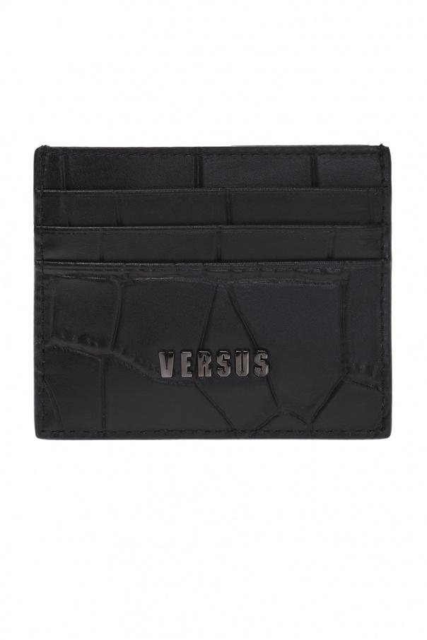 Logo card case od Versace Versus