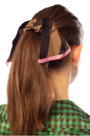 Silk hair tie od Fendi