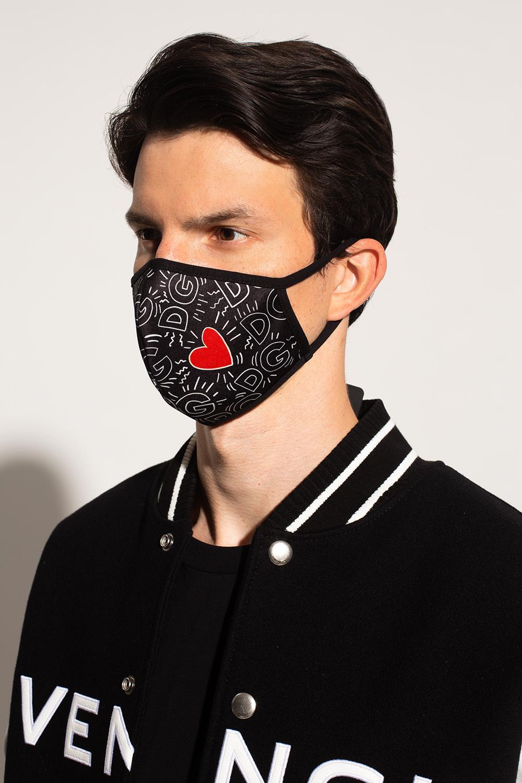 Dolce & Gabbana Mask with logo