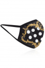 Dolce & Gabbana Printed mask