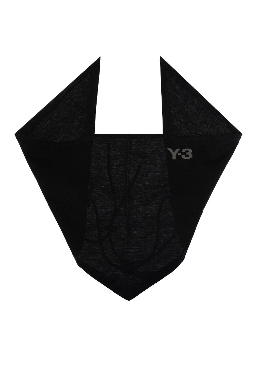 Y-3 Yohji Yamamoto Bandana with logo