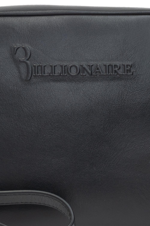 Billionaire Wash bag with logo