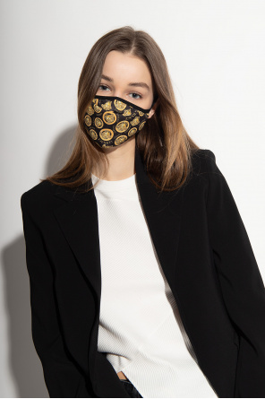 Mask with logo od Versace