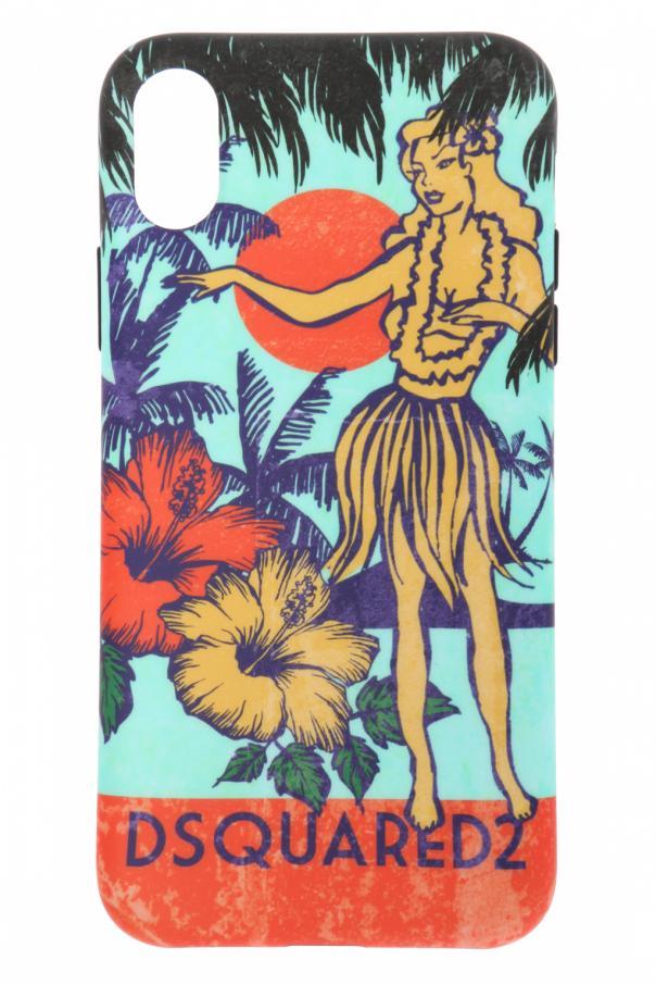 cheaper 4bf70 8c887 iPhone X case Dsquared2 - Vitkac shop online
