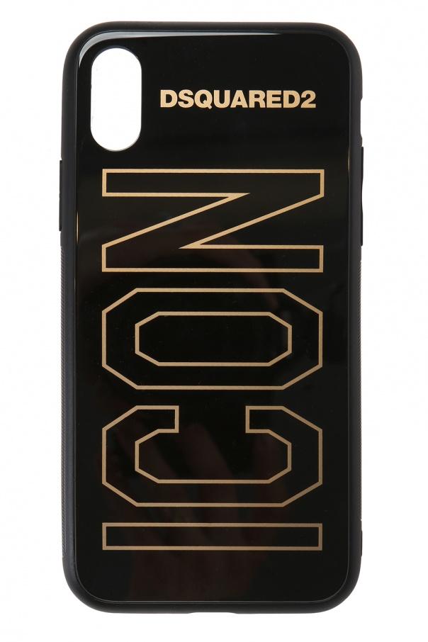 info for f0a72 cd6ec iPhone X Case Dsquared2 - Vitkac shop online
