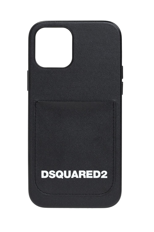 Dsquared2 iPhone 11 Pro标识保护套