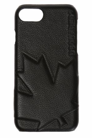 Iphone 7/8 leather case od Dsquared2