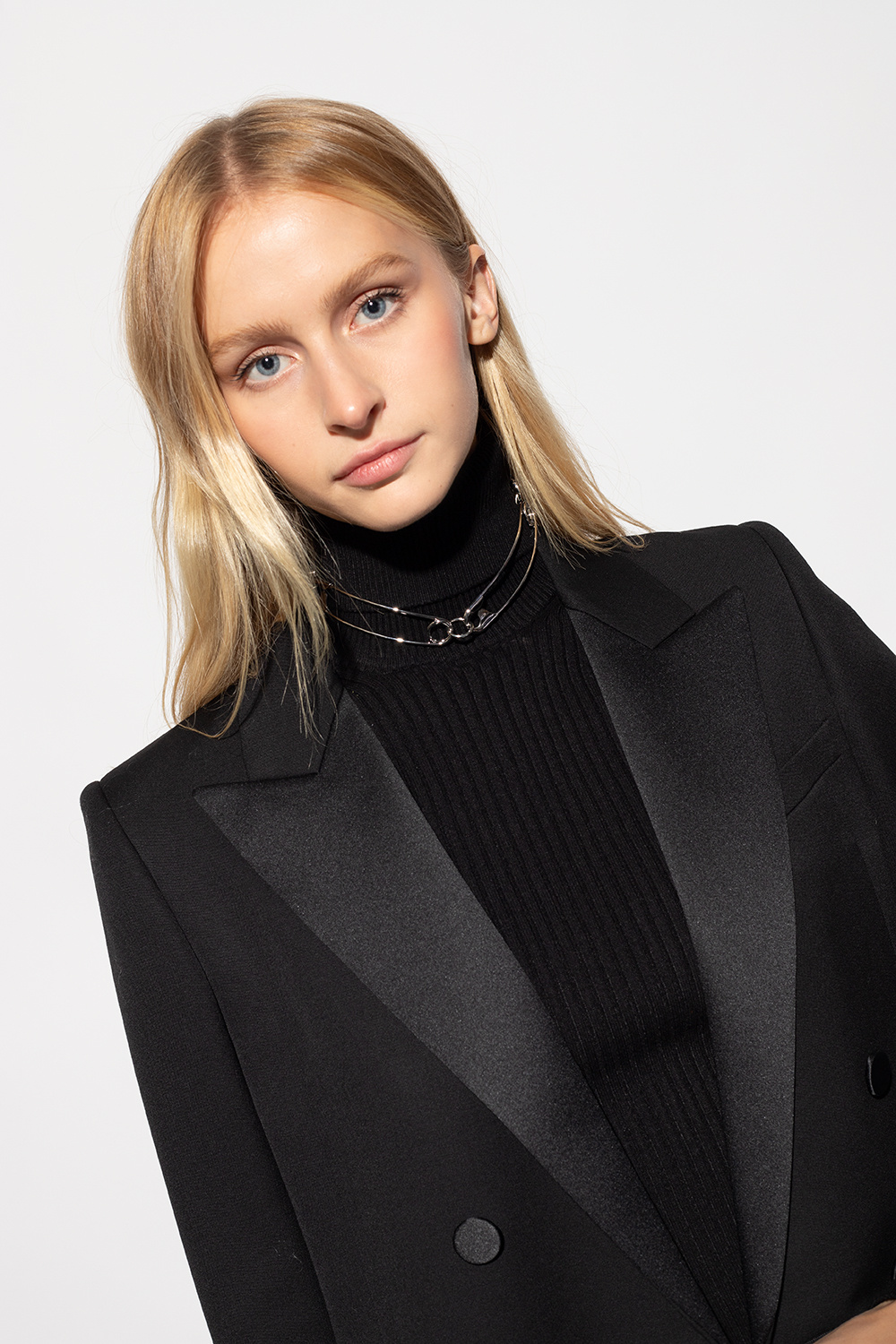 Junya Watanabe Comme des Garcons Choker with charm