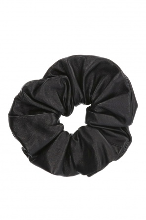 Leather hairband od JIL SANDER