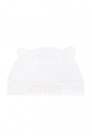 Set: onesie, hat and bottle od Kenzo Kids