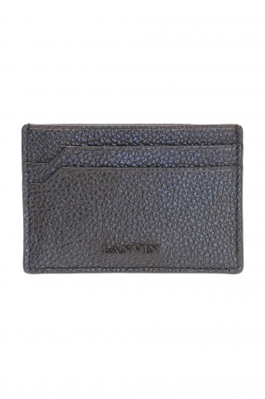 Card case with logo od Lanvin