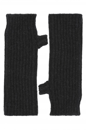 Long wool gloves od Marni