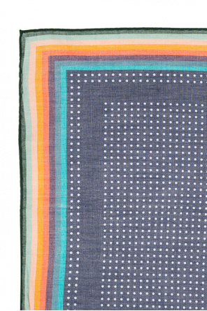 Organic cotton pocket square od Paul Smith